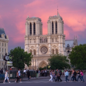 Action transverse MITI : Chantier scientifique Notre-Dame de Paris