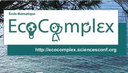 École thématique Ecocomplex